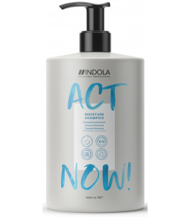 Indola Act Now! Moisture šampūns (1000ml)