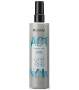 Indola Act Now! Moisture spray (200ml)