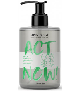 Indola Act Now! Repair šampūns (300ml)