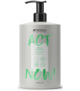 Indola Act Now! Repair шампунь (1000мл)