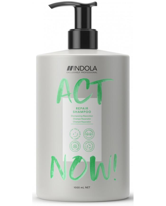 Indola Act Now! Repair shampoo (1000ml)