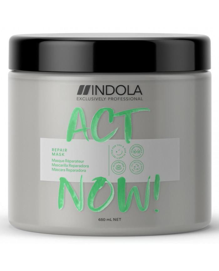 Indola Act Now! Repair mask (650ml)