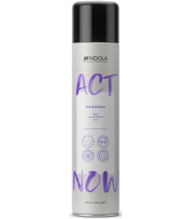 Indola Act Now! hairspray (300ml)
