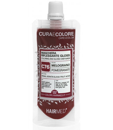 Hairmed Care&Color toning hair mask (40ml)