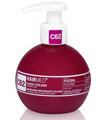 Hairmed Care&Color toning hair mask (200ml)