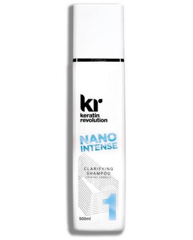 Keratin Revolution Nano Intense Clarifying shampoo