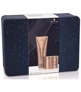 Schwarzkopf Professional BlondMe Tone Enhancing Cool gift set
