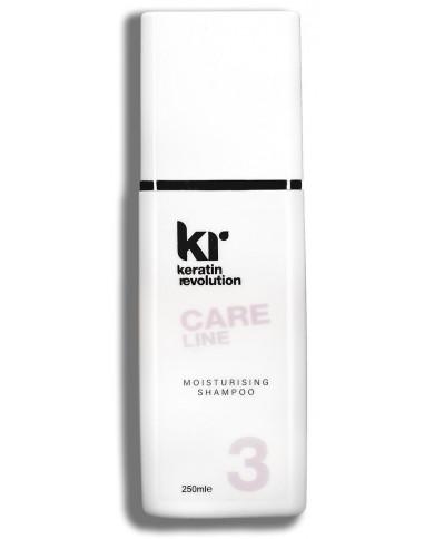 Keratin Revolution Care Line Moisturizing shampoo (250ml)