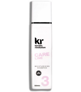 Keratin Revolution Care Line Moisturizing shampoo (500ml)