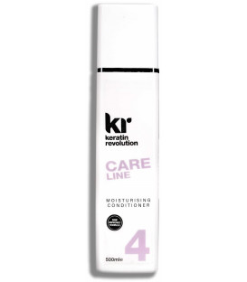 Keratin Revolution Care Line Moisturizing kondicionierius (500ml)