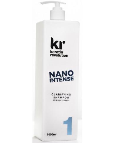 Keratin Revolution Nano Intense Clarifying šampūns (1000ml)