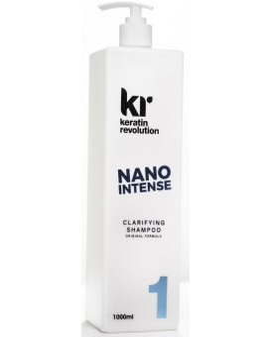 Keratin Revolution Nano Intense Clarifying shampoo (1000ml)
