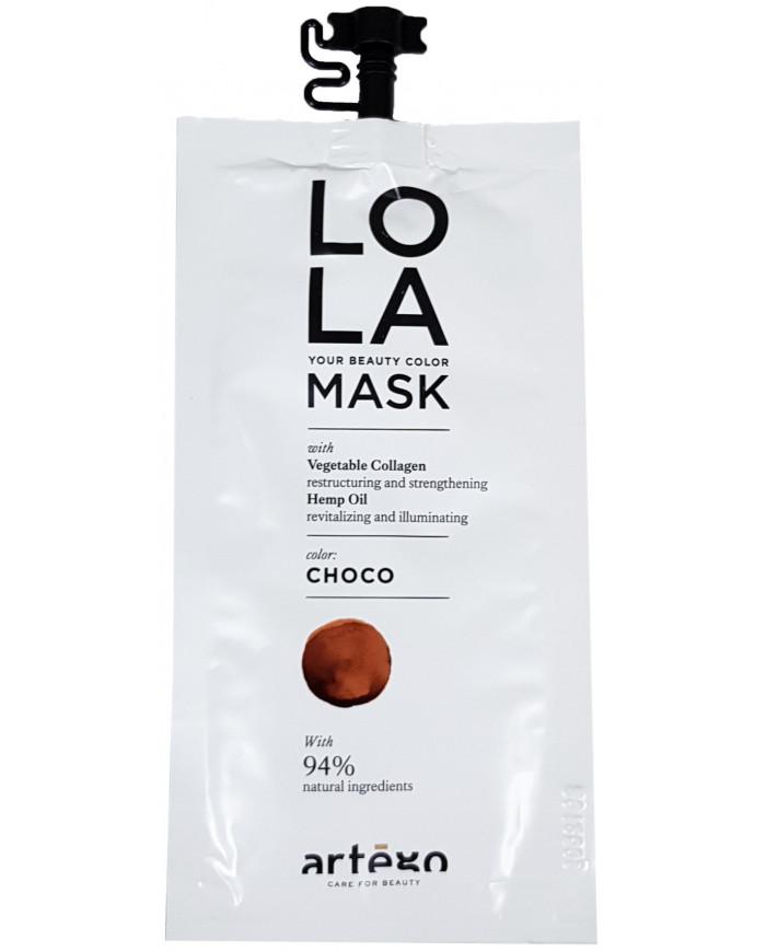 Artego LOLA toning hair mask (20ml)