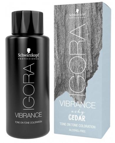 Schwarzkopf Professional Igora Vibrance Ashy Cedar краска для волос