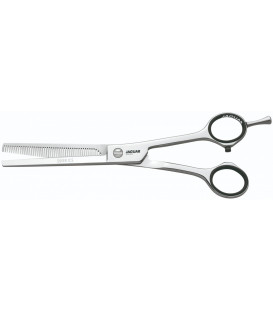 JAGUAR White Line Silver Ice 46 thinning scissors
