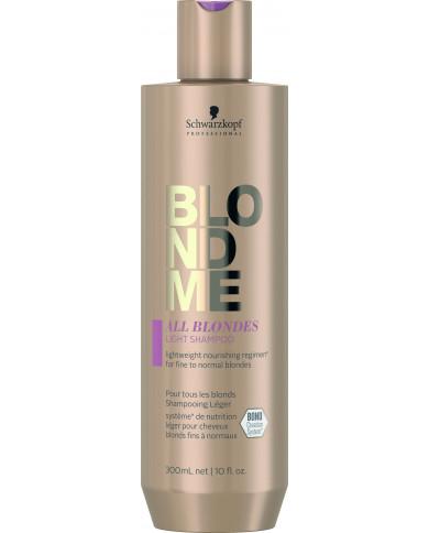 Schwarzkopf Professional BlondMe All Blondes viegls šampūns (300ml)
