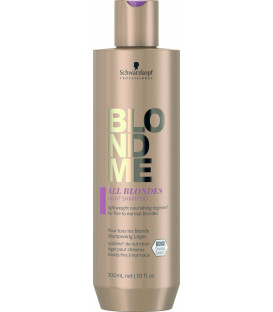Schwarzkopf Professional BlondMe All Blondes light shampoo (300ml)