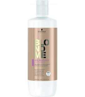 Schwarzkopf Professional BlondMe All Blondes light shampoo (1000ml)