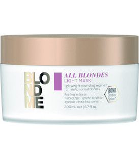 Schwarzkopf Professional BlondMe All Blondes light mask