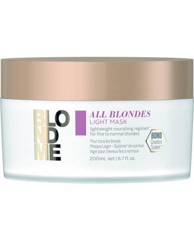 Schwarzkopf Professional BlondMe All Blondes viegla maska