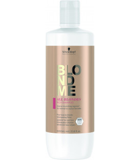 Schwarzkopf Professional BlondMe All Blondes Rich shampoo (1000ml)