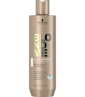 Schwarzkopf Professional BlondMe All Blondes Detox šampūns (300ml)
