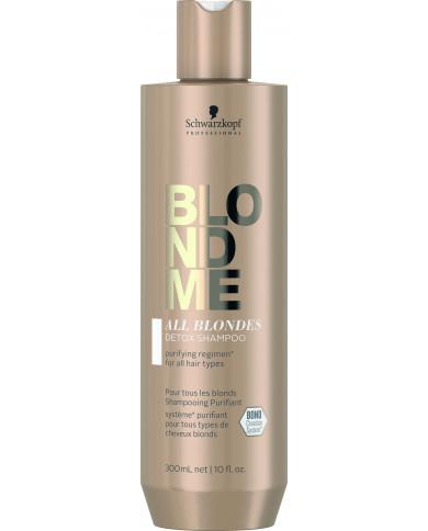 Schwarzkopf Professional BlondMe All Blondes Detox shampoo (300ml)
