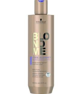 Schwarzkopf Professional BlondMe Cool Blondes shampoo (300ml)