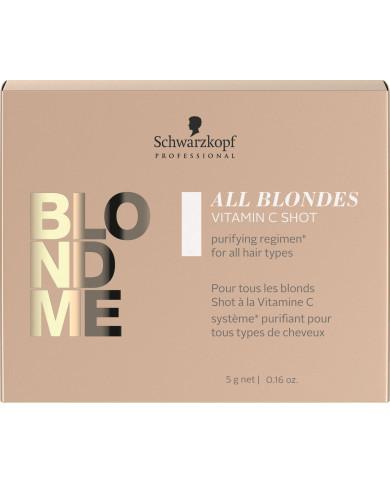 Schwarzkopf Professional BlondMe All Blondes Detox C vitamīna koncentrāts