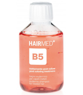 Hairmed B5 Eudermic Shampoo For Dry And Coloured Hair šampūns (100ml)
