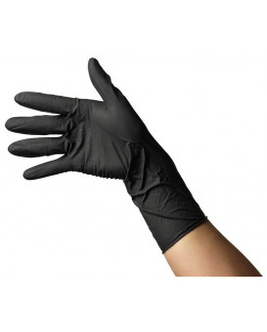Hercules Black Touch gloves (medium, 1 pcs)