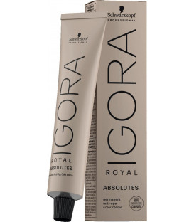Schwarzkopf Professional Igora Royal Absolutes cream color