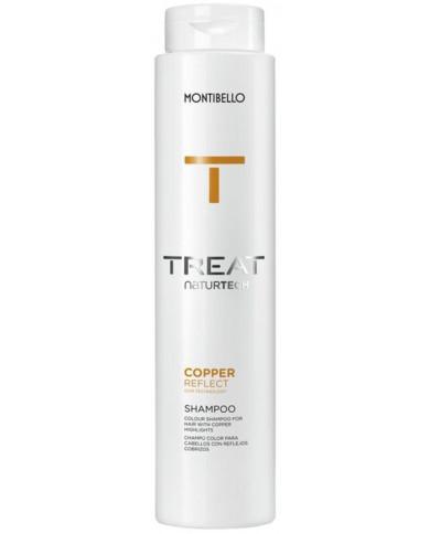 Montibello TREAT NaturTech Copper Reflect šampūns