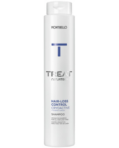 Montibello TREAT NaturTech Cryoactive Anti-Hairloss shampoo (300ml)