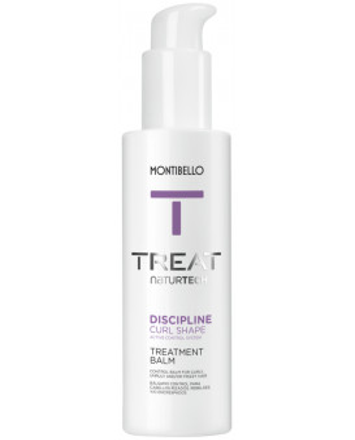 Montibello TREAT NaturTech Discipline Curl Shape treatment balm