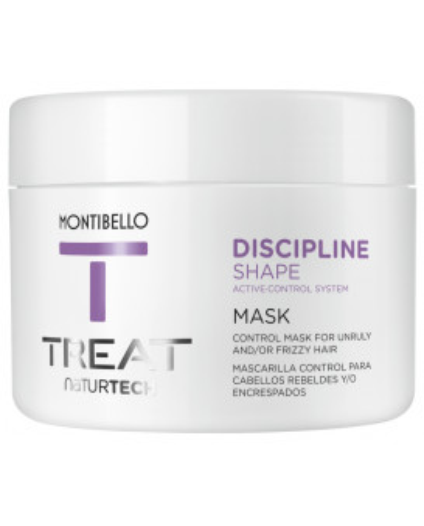 Montibello TREAT NaturTech Discipline Shape mask (200ml)