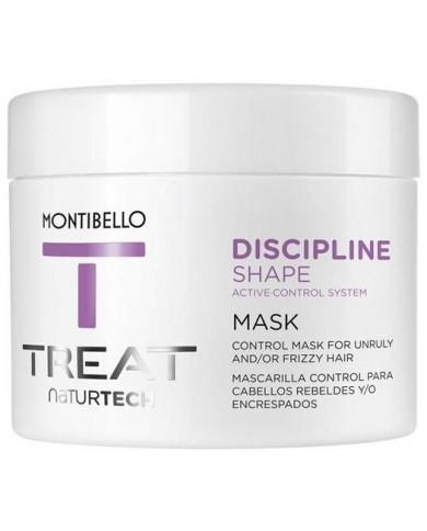 Montibello TREAT NaturTech Discipline Shape kaukė (500ml)