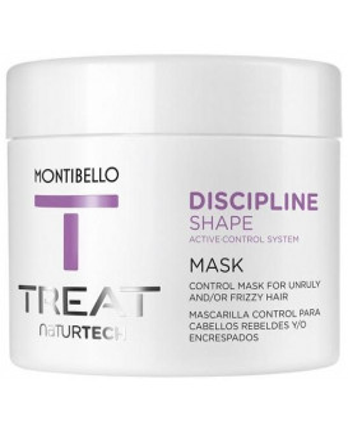 Montibello TREAT NaturTech Discipline Shape mask (500ml)