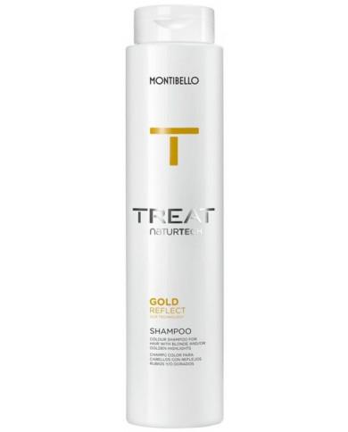 Montibello TREAT NaturTech Gold Reflect šampūns