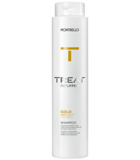 Montibello TREAT NaturTech Gold Reflect shampoo