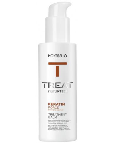 Montibello TREAT NaturTech Keratin Force treatment balm