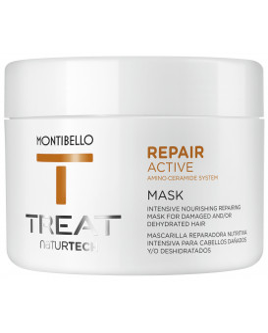 Montibello TREAT NaturTech Repair Active kaukė (200ml)