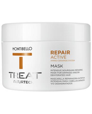 Montibello TREAT NaturTech Repair Active mask (200ml)