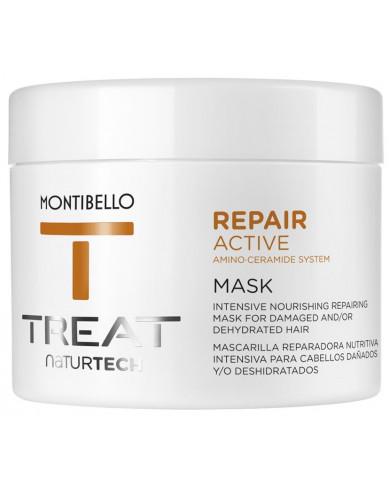 Montibello TREAT NaturTech Repair Active mask (500ml)