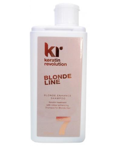 Keratin Revolution Blonde Line shampoo