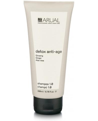ARUAL Detox Anti-Age šampūnas