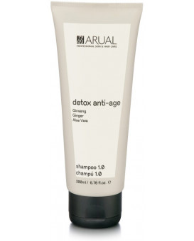 ARUAL Detox Anti-Age šampūns