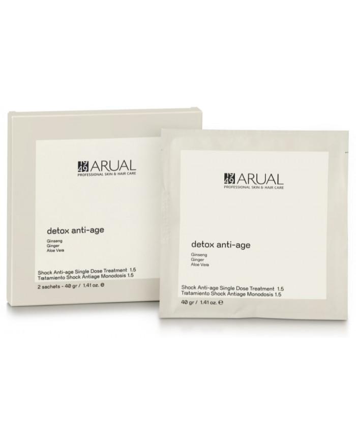 ARUAL Detox Anti-Age shock treatment
