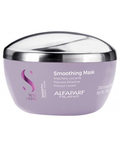 Alfaparf Milano Semi di Lino Smooth mask (200ml)