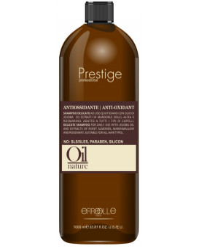 Erreelle Oil Nature Anti-Oxidant šampūns (1000ml)